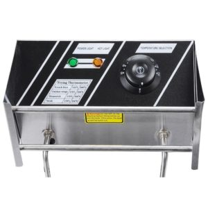 6 Liter Commercial Deep Fryer 3