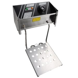 6 Liter Commercial Deep Fryer 4