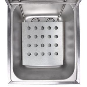 6 Liter Commercial Deep Fryer 5