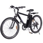 Alpine Trails Electric Mountain Bicycle XB-300SLA - Black