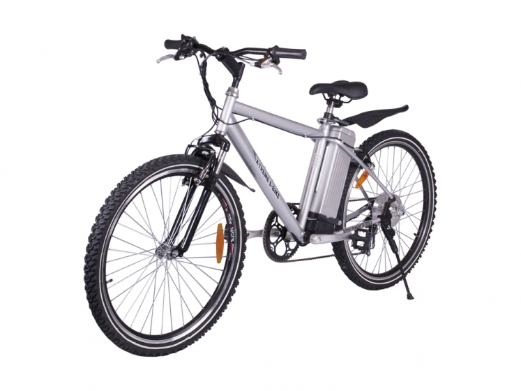 Electric Bike Kit Battery Amp Wheel Included  Motorcycle