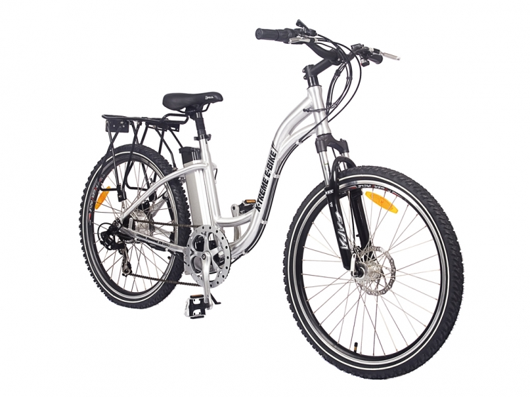 lithium electric mountain bicycle