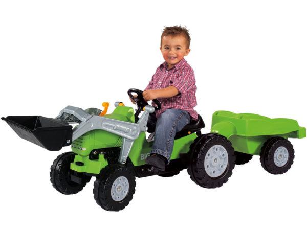 Big Jimmy Loader Tractor 2