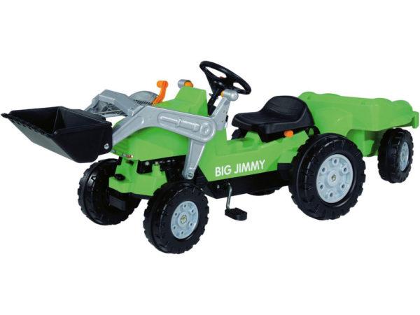 Big Jimmy Loader Tractor