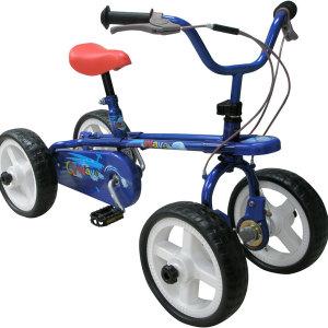 Quadra Pedal Byke - Blue
