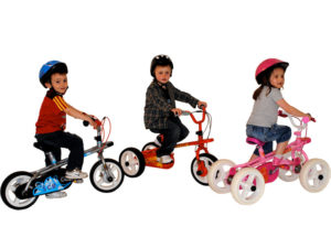 Quadra Pedal Byke - Multi Image