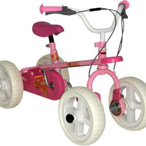 Quadra Pedal Byke - Pink