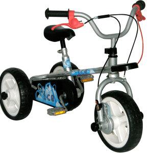 Quadra Pedal Byke - Silver 3