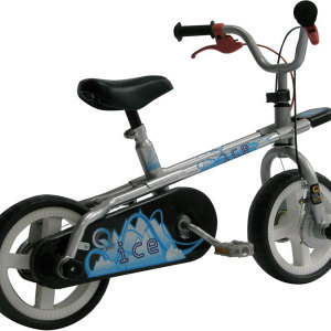 Quadra Pedal Byke - Silver 4