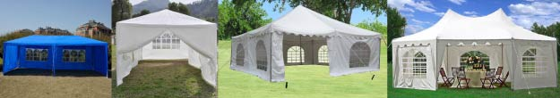 Party Tent Category  Image