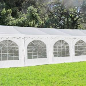 32 x 16 White PVC Party Tent 2