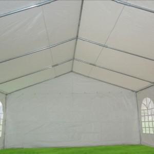 32 x 16 White PVC Party Tent 3