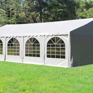 32 x 16 White PVC Party Tent