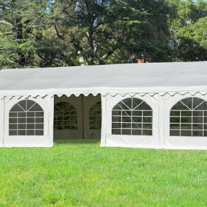 32 x 16 White PVC Party Tent 5