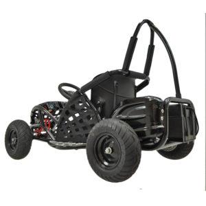 Baja Kids Electric Go Kart 1000w - Black 2