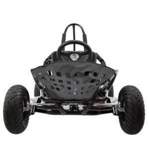 Baja Kids Electric Go Kart 1000w - Black 3