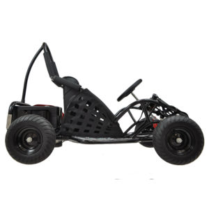 Baja Kids Electric Go Kart 1000w - Black 4