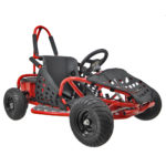 Baja Kids Electric Go Kart 1000w - Red