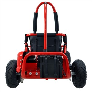Baja Kids Electric Go Kart 1000w - Red 4