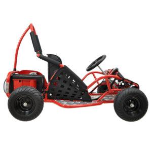 Baja Kids Electric Go Kart 1000w - Red 5