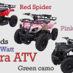 Kids Sonora Electric ATV Mini Quad