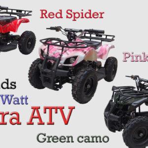 Kids Sonora Electric ATV Mini Quad