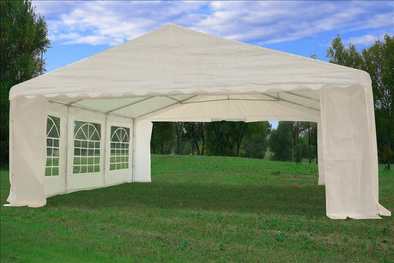 20 x 20 Heavy Duty Party Tent 2 & 20 x 20 Heavy Duty Party Tent Canopy -