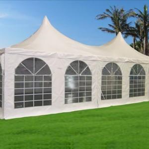 20 x 40 Pagoda PVC Tent Gazebo