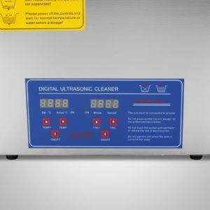 6 Liter Stainless Steel Digital Ultrasonic Cleaner 11