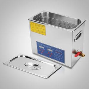 6 Liter Stainless Steel Digital Ultrasonic Cleaner 3