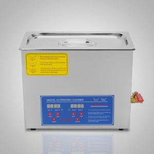 6 Liter Stainless Steel Digital Ultrasonic Cleaner 4