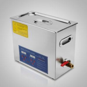 6 Liter Stainless Steel Digital Ultrasonic Cleaner 5