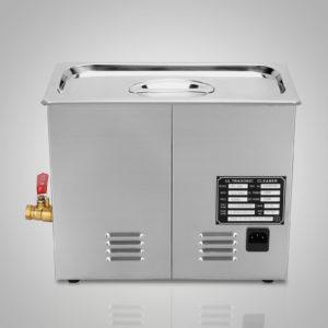 6 Liter Stainless Steel Digital Ultrasonic Cleaner 6