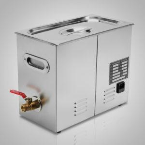 6 Liter Stainless Steel Digital Ultrasonic Cleaner 8