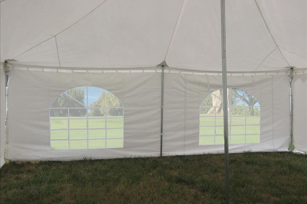 20 x 40 pvc pole tent canopy gazebo. Black Bedroom Furniture Sets. Home Design Ideas