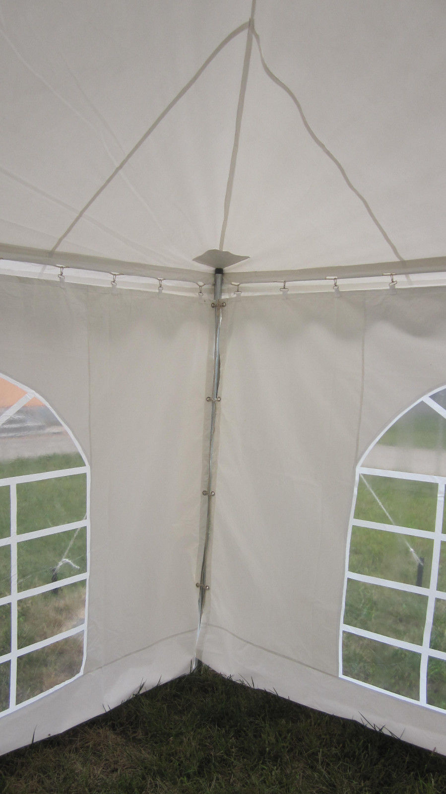 20 x 40 PVC Pole Tent Canopy 3 & 20 x 40 PVC Pole Tent Canopy Gazebo -