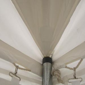 20 x 40 PVC Pole Tent Canopy 4