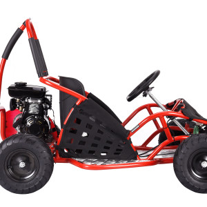 79cc Off Road Gas Go Kart Mini Quad 5
