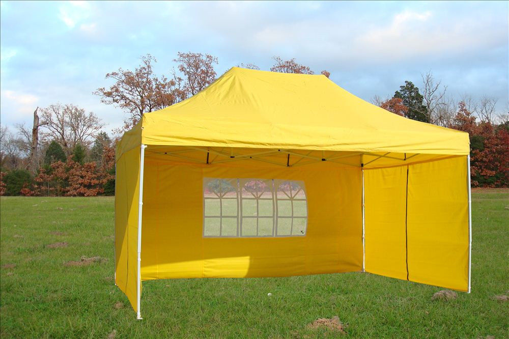10 X 15 Easy Pop Up Tent Canopy 5 Colors