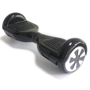 Self Balancing Electric Scooter Style 1 - Black 2