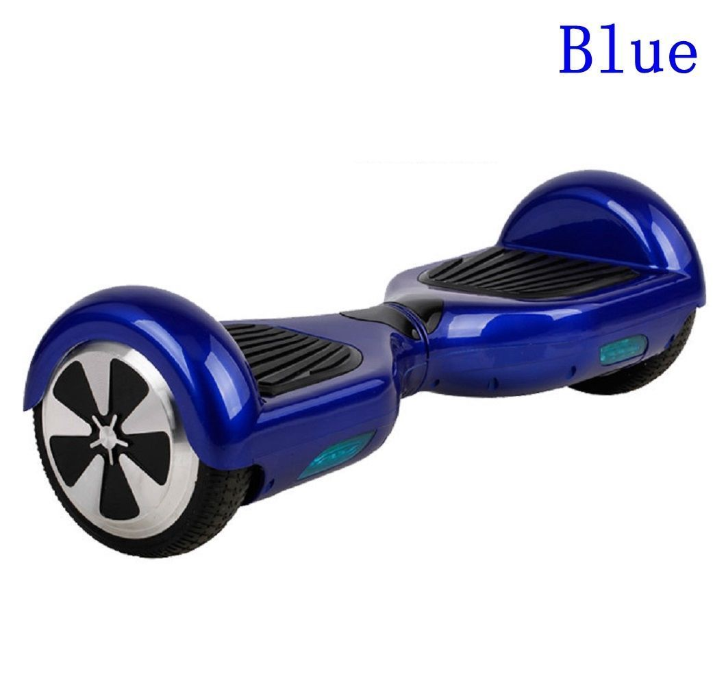 Self Balancing Electric Scooter 2 Wheels Led Lights