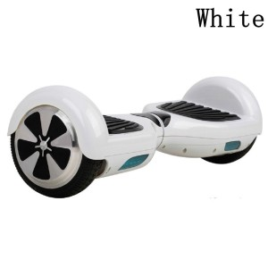 Self Balancing Electric Scooter Style 1 - White