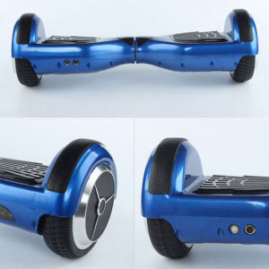Self Balancing Electric Scooter Style 2 - Blue
