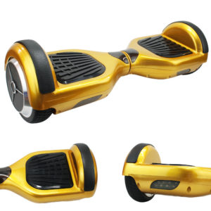 Self Balancing Electric Scooter Style 2 - Gold
