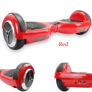 Self Balancing Electric Scooter Style 2 - Red