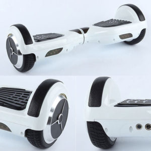 Self Balancing Electric Scooter Style 2 - White