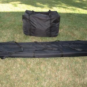 40 x 20 White PVC Combi Party Tent - Bag