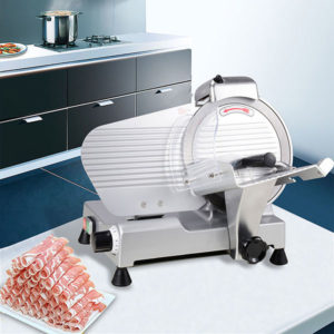 10 Inch Electric Commercial Food Slicer 6