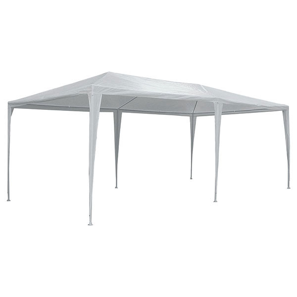 10 x 20 white party tent canopy 4 sidewalls 4