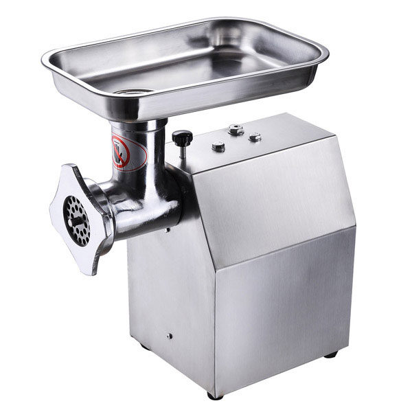 Stainless Steel Electric Meat Grinder #12 - 3